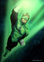 Green Lantern by joingaramo17