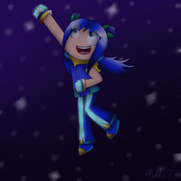 .:RQ:. Jump to the Stars by FloralFantasy