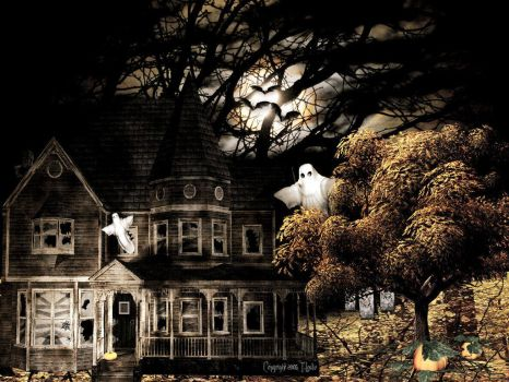 Halloween I 2006 by EveCrucifiX