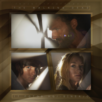 +The Walking Dead photopack by ForeverTribute