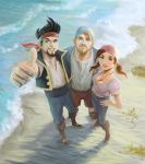 Jake and the neverland pirates by G0N7AL0