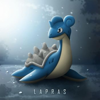 Lapras by remle012