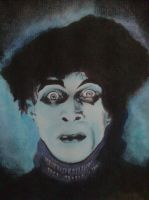 cesare cabinet of dr. caligari by TTSantana