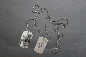Cherno Alpha Dog Tags by sabresteen