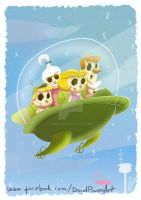 The Jetsons by D3iv