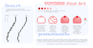Pixel art TUTORIAL by vanilla-leaf
