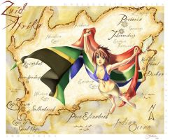 South Africa by Amakudari