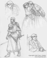 sketches by tracyjb