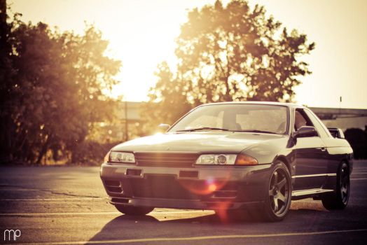 Sunkissed R32 by BM-Photography