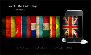 ITouch: The Dirty Flags by Hemingway81