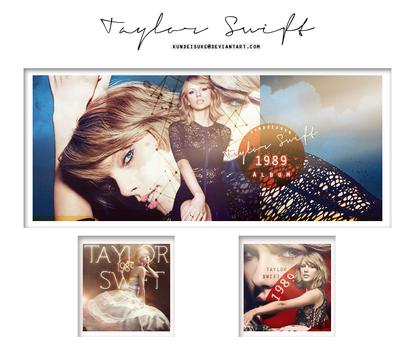 Taylor Swift - Album 1989 by kundeisuke
