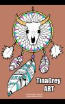 Dreamcatcher by TinaGrey
