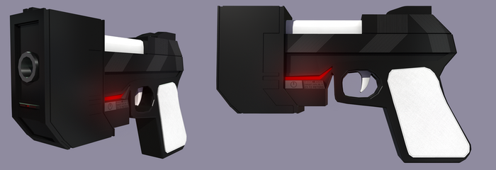 Pistol Concept 01 by wesai