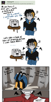 Ask Kai and Al Part 3 by Shes-t