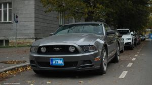 Ford Mustang GT by ShadowPhotography