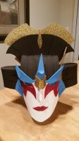 Windblade HelmHat For Botcon 2014 by Laserbot