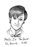 Hello, I'm the Doctor by Starwarrior4ever