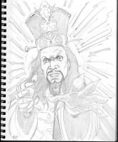 David Lo Pan Big Trouble in Little China by aminamat