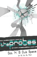 The Probes at Space by blo0p
