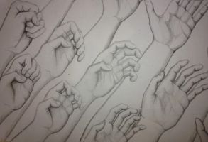 hand exercise 1 by wyguy5