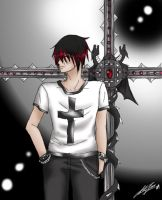 Emo guy by Anime-Angel-180