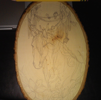 Spirit of the Forest -WIP- by Katchihe