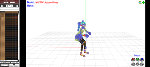 motion capture motion test DL by XDONOTENTERX