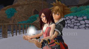 KH MMD - A Light Will Always Shine Through by JustTJ