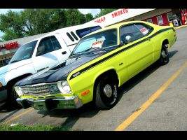 Dodge Duster - 1 by KravinMorhead