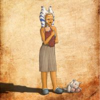 older ahsoka by jediMasterEpicsause