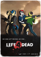 No One Left 4 Dead by shadowkixx