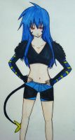 PD - Female Nox by syko-girl