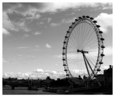 London Eye by NoCompletion