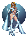 White Queen by AlonsoEspinoza