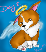 Day 2 of 30 Day Drawing Challenge by TheWitchAtsu