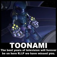 Toonami Tribute by jaxxxxxxxxxx