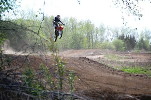 Dirtbike 1 by mykstock