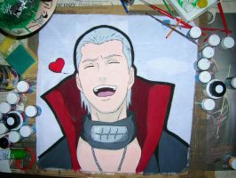 Hidan Pillow 2 by maggot-515