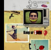 . Keep ur Smile . by Barary