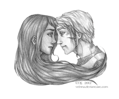 [AT] Darius and Helene by Velnna
