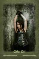 Gothic girl by m-A-s