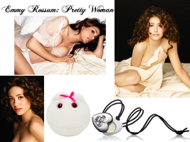 Emmy Rossum: Pretty Woman by JDLuvaSQEE