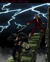 The Last Stand of Ramirez by cheddarpaladin