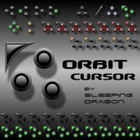 ORBIT CURSOR by juanelloo