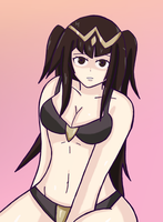 Tharja by SonicHeroXD
