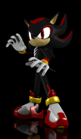 Shadow The hedgehog 2011 by Argos90