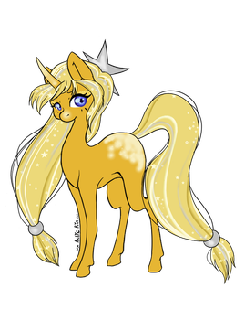December 10th Star Pony Auction (OPEN) by Midnight--Comet