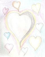 Corazones 4 Hearts 4 by Guillermomagno