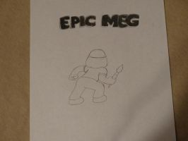 Epic Meg by LoverofGames64