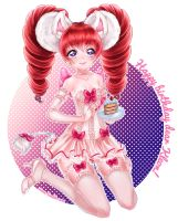 TERA Online: Strawberry Shortcake by einnn